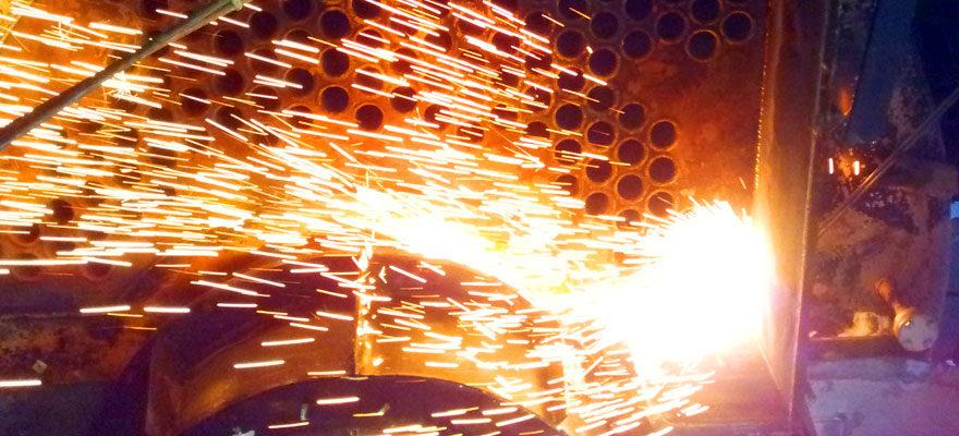 Brennarbeiten und Demontagen für große Industrieanlagen, mittelständische Unternehmen